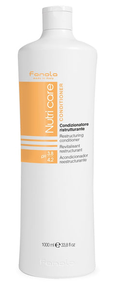 Fanola Nutri Care Restructuring Conditioner Hair Conditioners Fanola 1000 mL