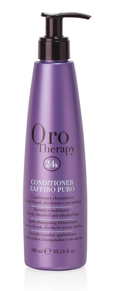 Fanola Zaffiro Puro Keratin Conditioner Hair Conditioners Fanola 300 mL