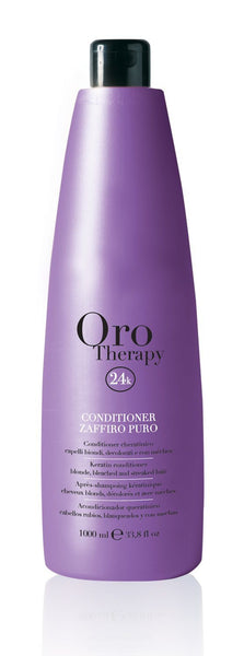 Fanola Zaffiro Puro Keratin Conditioner Hair Conditioners Fanola 1000 mL