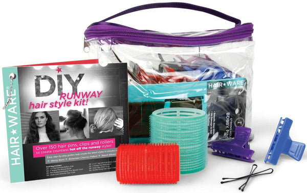 HairWare DIY Runway Hair Style Kit