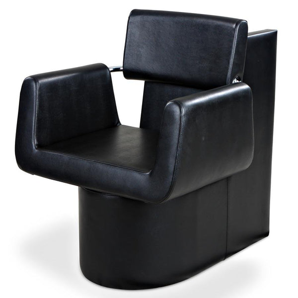 """Hepburn"" Beauty Salon Dryer Chair, Black"