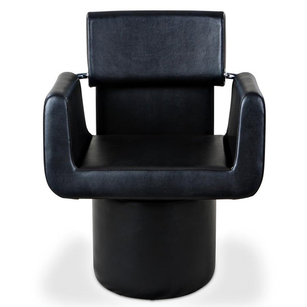 """Hepburn"" Beauty Salon Dryer Chair, Black Dryer Chairs Icarus"