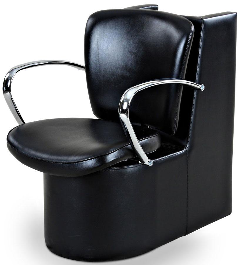 """Andrews"" Beauty Salon Dryer Chair, Black Dryer Chairs Icarus Default Title"