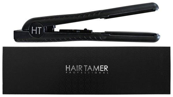 "Hair Tamer Professional Ceramic Ionic 1"" Flat Iron Flat Irons Hair Tamer"