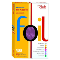 Product Club Embossed Pre-Cut Foil, Purple