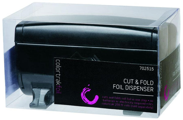ColorTrak Cut & Fold Foil Dispenser with 2 qty Foil Roll Foil ColorTrak Default Title