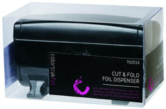 ColorTrak Cut & Fold Foil Dispenser with 2 qty Foil Roll