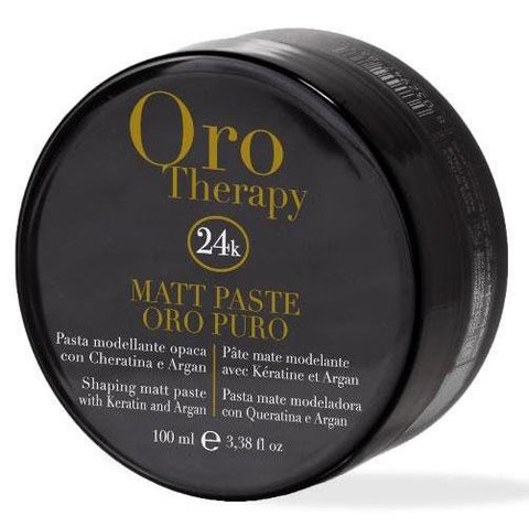 Fanola Oro Puro Matte Shaping Paste