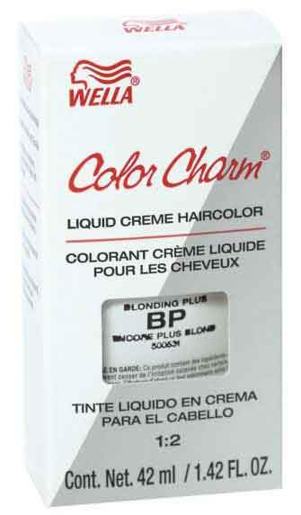 Color Charm Blonding Plus Intensifier