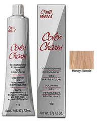 Wella Color Charm Gold Permanent Gel Haircolor Permanent Hair Coloring Wella
