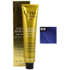 Fanola Oro Puro Intensifier Coloring Cream