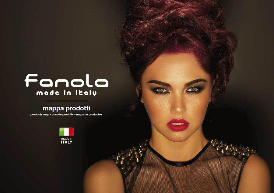 Fanola Product Map Hair Color Accessories Fanola Default Title