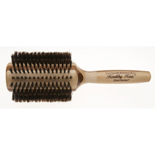 Olivia Garden Eco-Friendly Bamboo Brush
