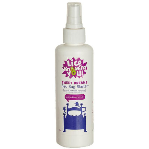 Lice Knowing You Sweet Dreams Bed Bug Blaster - 8 oz