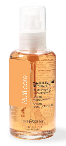 Fanola Nutri Care Restructuring Fluid Crystals, 100 ml
