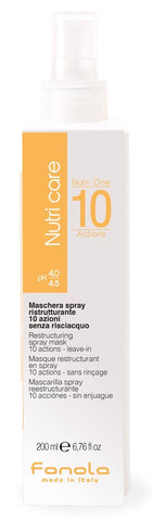 Fanola Nutri One 10 Azioni Spray Mask Leave in, 200 ml