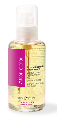 Fanola After Colour Care Fluid Crystals, 100 ml