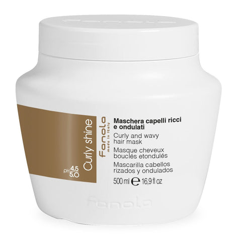 Fanola Curly Shine Hair Mask