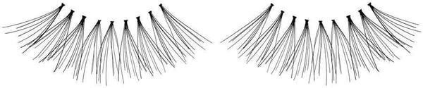 Ardell DuraLash Individual Flare Lashes Lashes Ardell Long 4 sets