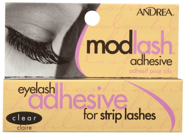 Andrea Lash Adhesive - 0.125 oz Eyelash Applicators & Adhesives Andrea Clear