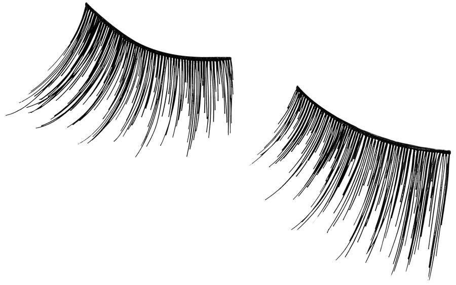 Andrea Black Accent Lashes Lashes Andrea #305 1 pair