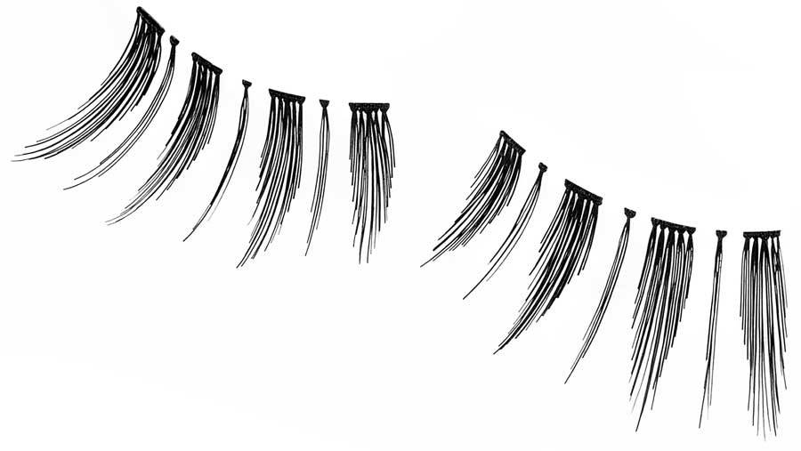 Andrea Black Accent Lashes Lashes Andrea #311 1 pair