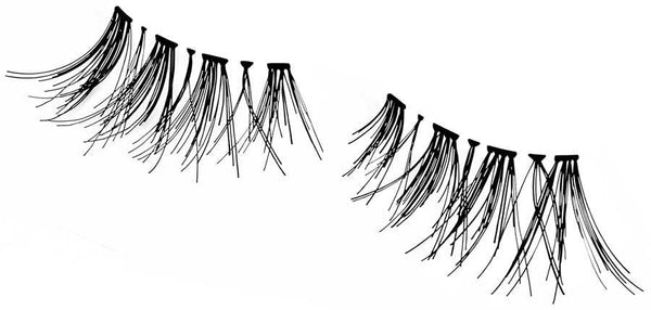 Andrea Black Accent Lashes