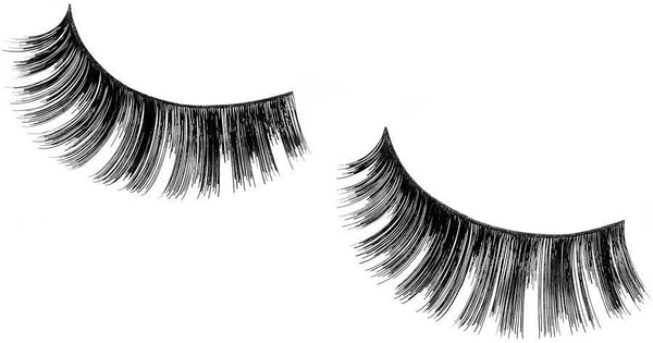 Andrea Strip Lashes Lashes Andrea Black #26 4 pairs