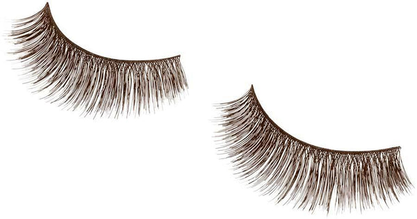 Andrea Strip Lashes Lashes Andrea Brown #33 1 pair