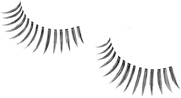 Andrea Strip Lashes Lashes Andrea Black #43 1 pair