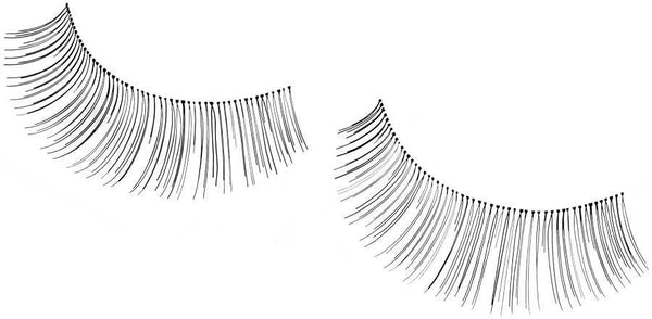 Andrea Strip Lashes Lashes Andrea Black #52 4 pairs