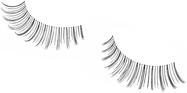 Andrea Strip Lashes Lashes Andrea Black #62 4 pairs