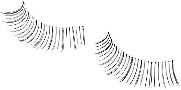 Andrea Strip Lashes Lashes Andrea Black #70 4 pairs