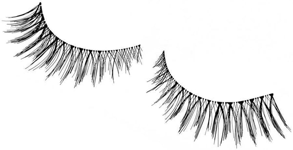 Andrea Strip Lashes Lashes Andrea Black #80 4 pairs