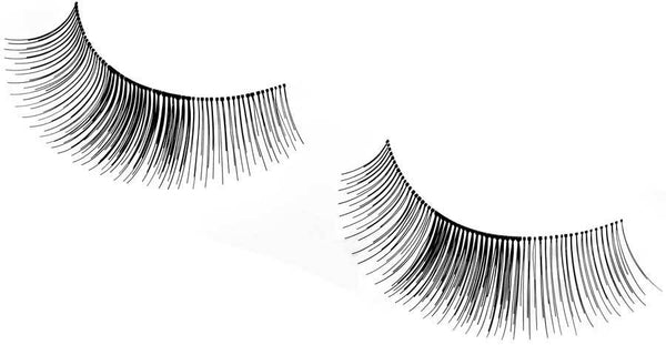 Andrea Strip Lashes Lashes Andrea Black #83 4 pairs