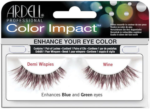 Ardell Color Impact Demi Wispies Lashes