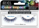 Ardell Color Impact Demi Wispies Lashes Lashes Ardell Blue