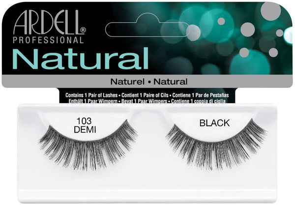 Ardell Fashion Lash 103 Black Lashes Ardell Default Title