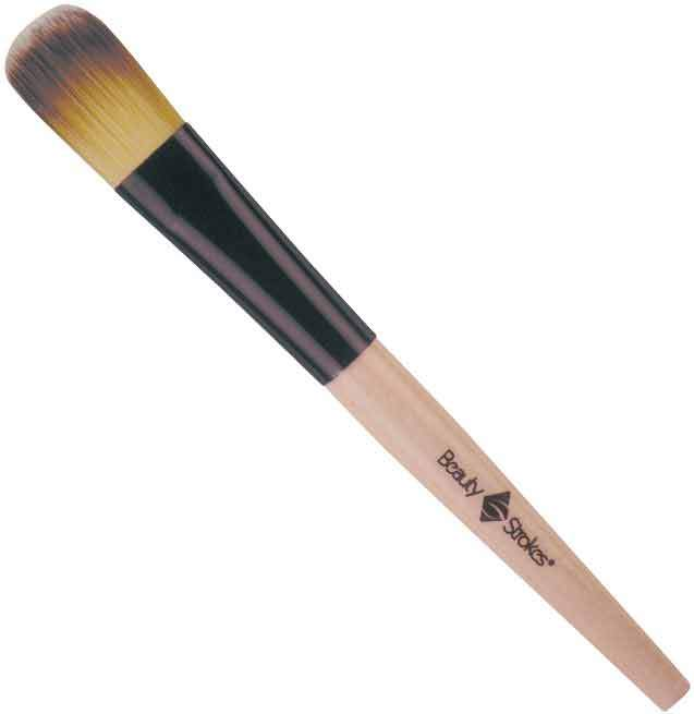 Beauty Strokes Liquid/Cream Foundation Make Up Brush Make Up Brushes & Applicators Beauty Strokes Default Title