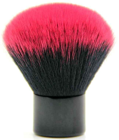 Crown Brush Red Tip Dome Kabuki