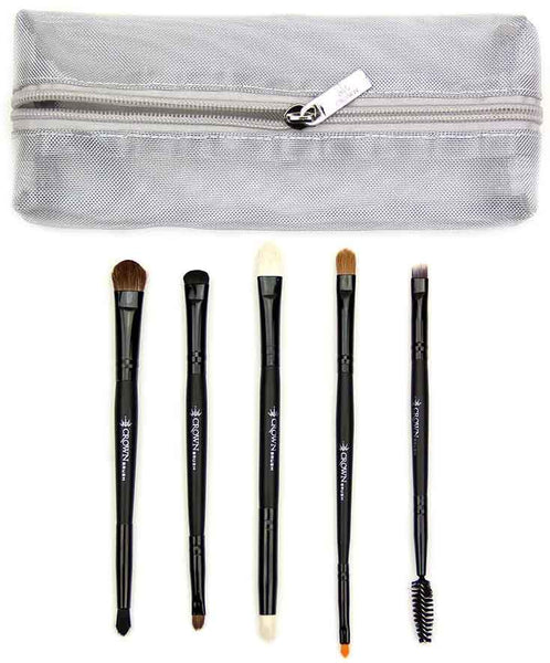 Crown Brush All Eyes On You Brush Set Make Up Brushes & Applicators Crown Brush Default Title