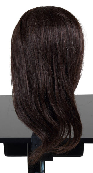 "Icarus ""Laura"" Cosmetology Mannequin Head, 12"" - 15"" Synthetic Hair Mannequin Heads Icarus"