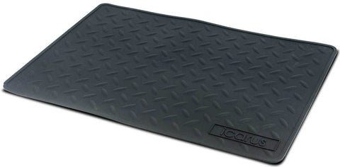 "Icarus Silicone Heat Resistant Proof Station Mat 16"" x 11"""