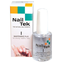 Nail Tek Maintenance Plus I for Strong, Healthy Nails