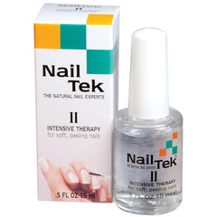 Nail Tek Intensive Therapy II for Soft, Peeling Nails Nail Treatments Nail Tek Default Title