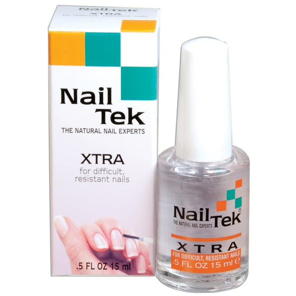 Nail Tek XTRA for Difficult, Resistant Nails Nail Treatments Nail Tek Default Title
