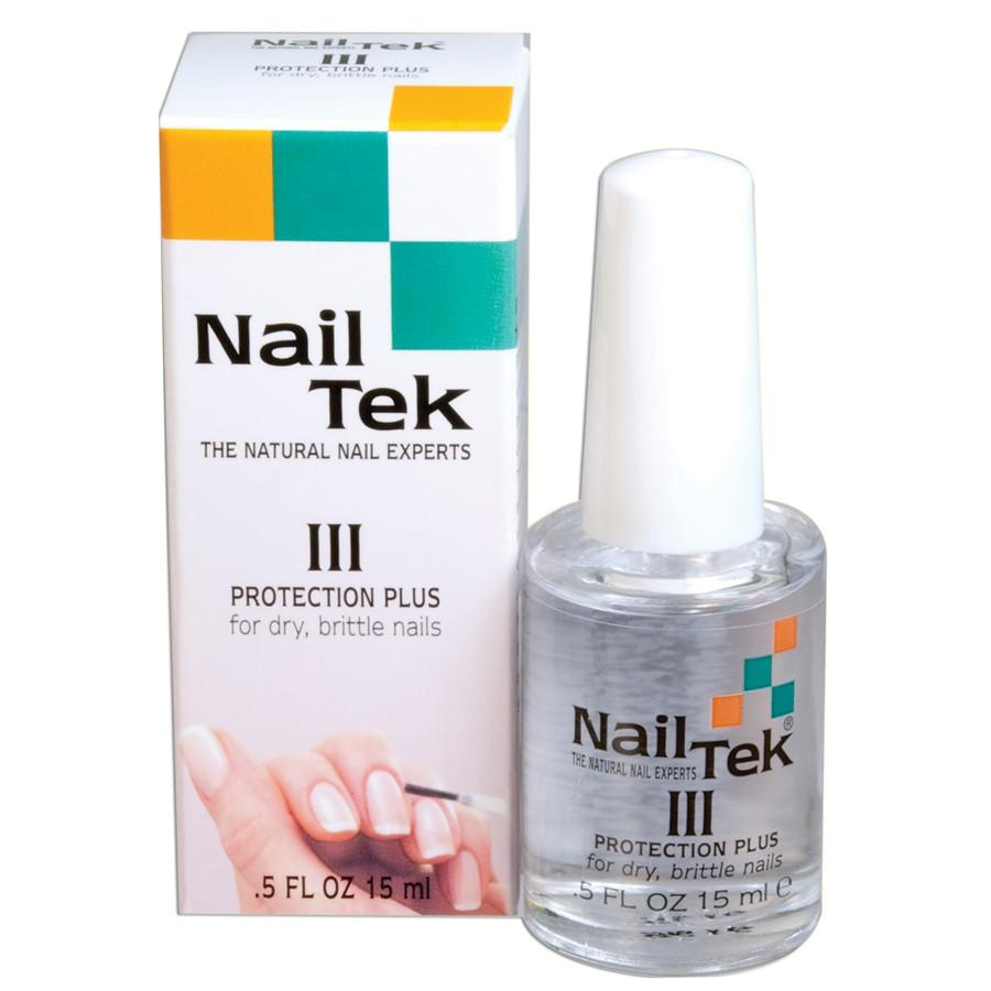 Nail Tek PROTECTION PLUS III for Dry, Brittle Nails – Salon Guys