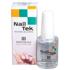 Nail Tek PROTECTION PLUS III for Dry, Brittle Nails
