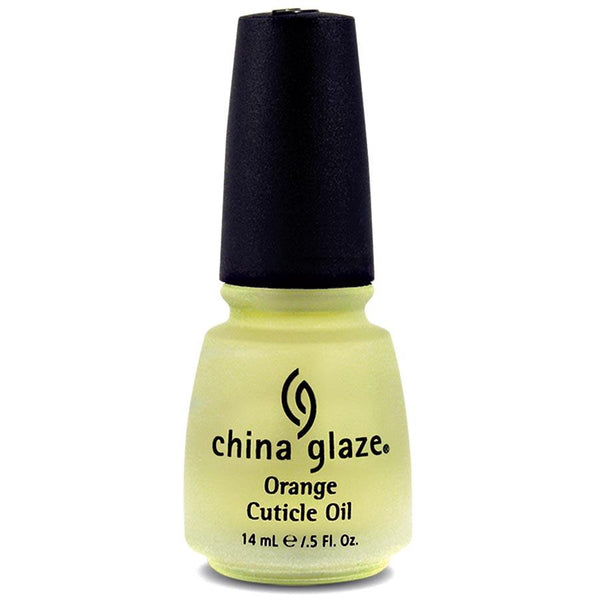 China Glaze Orange Cuticle Oil - 0.5 oz Nail Treatments China Glaze