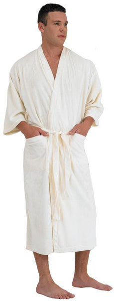 Canyon Rose Men's Spa Robe Client Robe Canyon Rose XL Sand